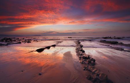 Фотографии море, океан, пляж, небо
