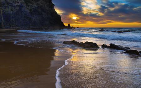 Фотографии тропический, пейзаж, песок, океан