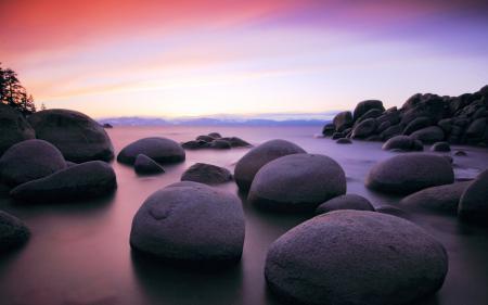 Фото пейзажи, фото, камни, берег