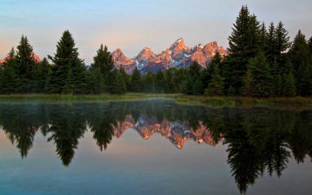 Обои красивые пейзажи, природа, вода, река