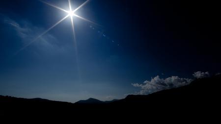 Фото пейзажи, фото, солнце, горы