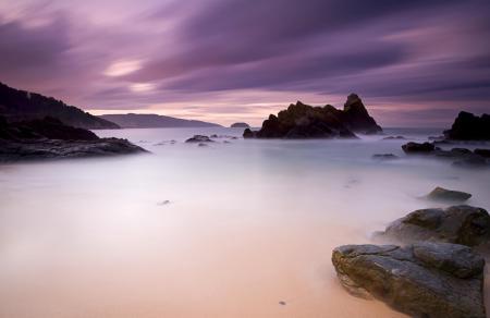 Обои море, океан, скалы, камни
