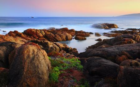 Фотографии Австралия, побережье, берег, море
