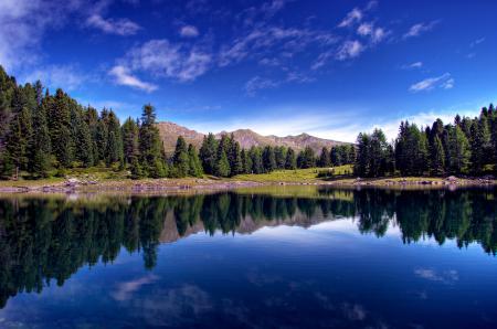 Фотографии небо, море, вода, озеро