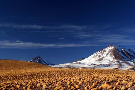 Картинки горы, пустыня, небо