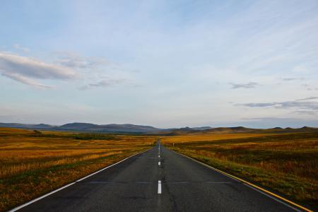 Фотографии Природа, Россия, дорога