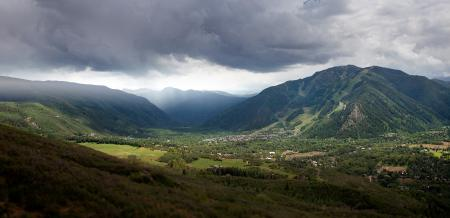 Заставки United States, Colorado, Aspen, Red Mountain