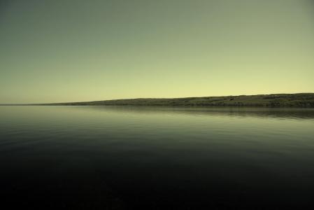 Заставки Река, берег, Россия, простор