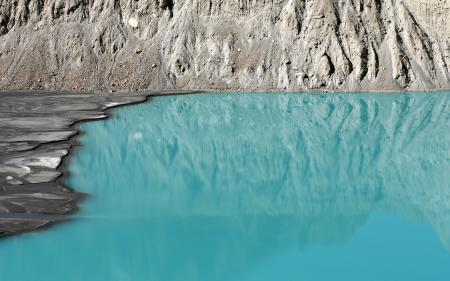 Картинки Непал, Гималаи, озеро, горы