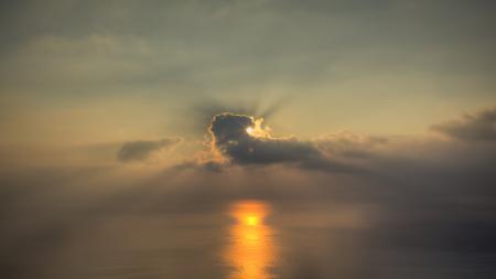 Фотографии пейзажи, full hd, небо, океан
