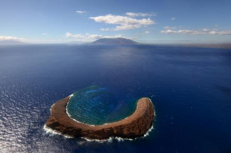 Картинки море, океан, остров, небо