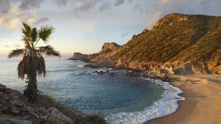 Заставки nature, пейзаж, природа, берег
