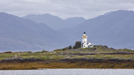 Заставки маяк, остров, шотландия