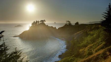 Заставки пейзаж, природа, свет, солнце