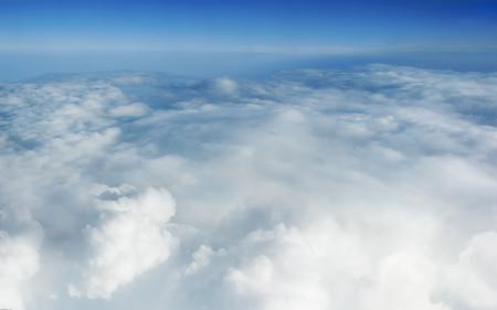 Картинки небо, облака, высота