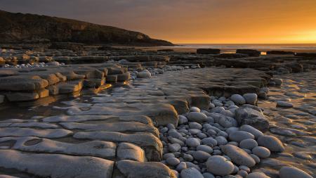Заставки камни, берег, плато, море