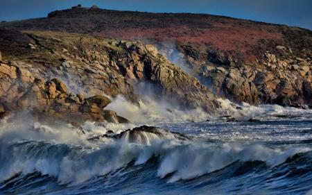 Фото пейзажи, море, океан, вода