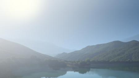 Фотографии full hd, пейзажи, утро, солнце