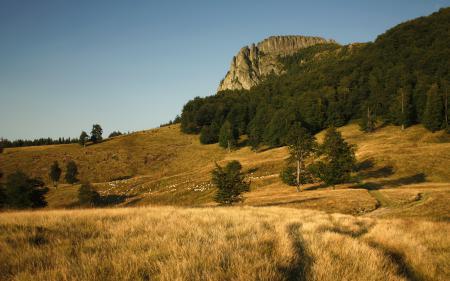 Обои пейзажи, фото, природа, гора