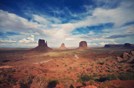 Картинки пустыня, desert, Каньон, дорога