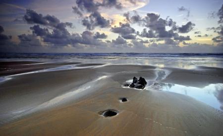 Фото Пейзаж, море, берег, песок
