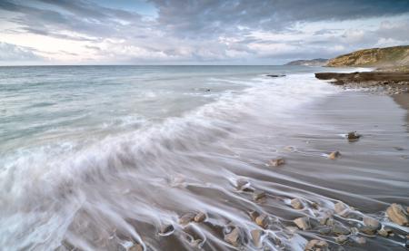 Фото природа, пейзаж, берег, песок