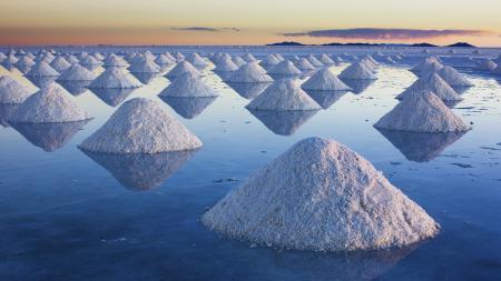 Картинки Боливия, солончак, соль, вода