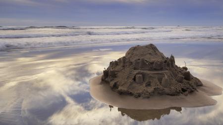 Фотографии Морской пейзаж, море, волны, берег