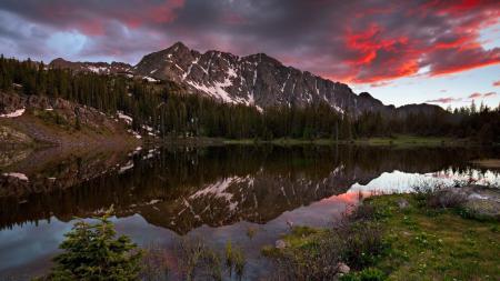 Фотографии Пейзаж, природа, горы, озеро