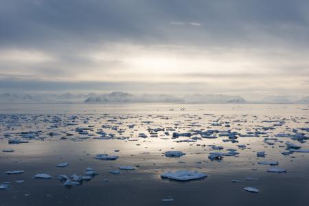 Заставки арктика, весна, лёд, горы
