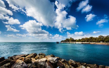 Фотографии Австралия, Квинсленд, Australia, North Stradbroke Island
