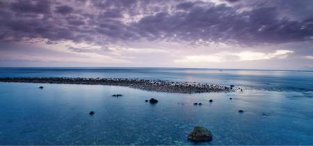 Фотографии море, океан, камни, небо