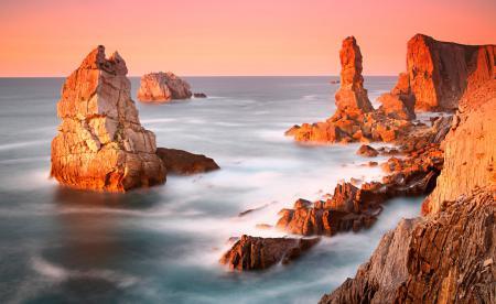 Фотографии море, скалы, небо