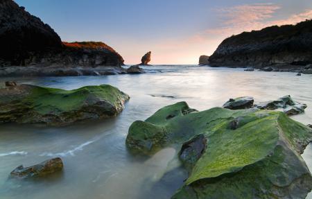 Фотографии камни, море, скалы