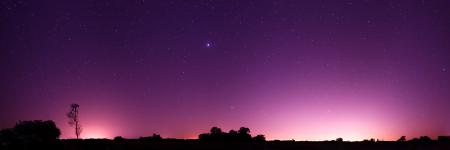 Фото Юпитер, оппозиция, панорама