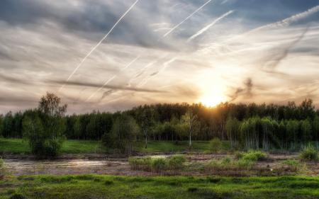 Картинки река, деревья, природа, пейзаж