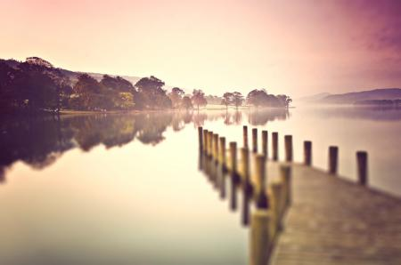 Заставки мостик, пейзажи, природа
