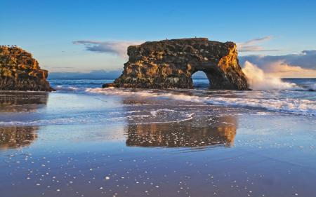 Заставки красивые пейзажи, фото, камень, камни