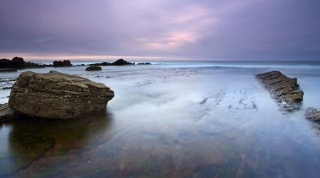 Фотографии море, камни, небо