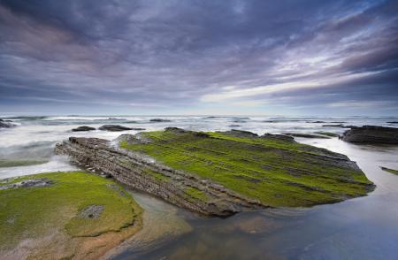 Фото море, небо, камни