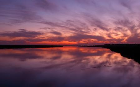Фотографии пейзажи, ночь, небо, вода