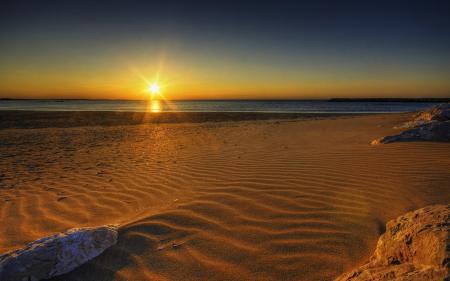Обои пейзажи, фото, пляжи, песок