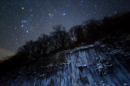 Фотографии небо, звезды, скала