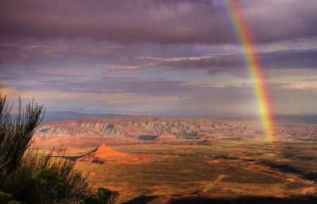 Фото юта, долина богов, пустыня, скалы
