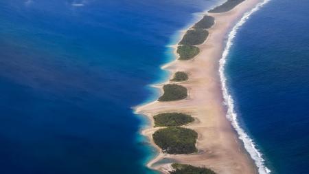 Фотографии Остров, Коса, Берег, Пляж
