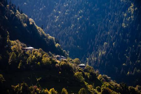 Картинки Грузия, пейзаж, природа, горы