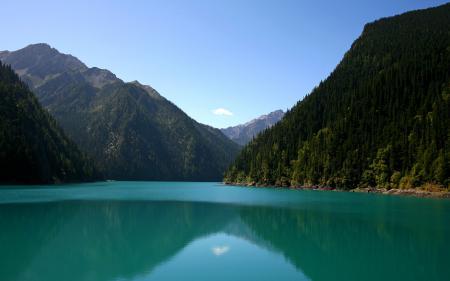 Картинки Китай, пейзаж, природа, горы