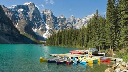 Фотографии лес, горы, река, снег