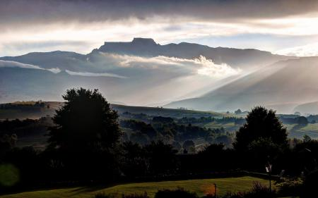 Фотографии Champagne Castle, Drakensberg, South Africa, Южно-Африканская Республика