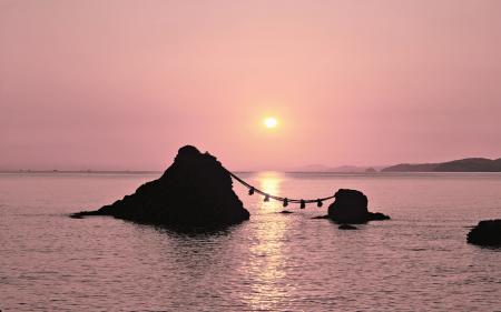 Картинки пейзаж, природа, закат